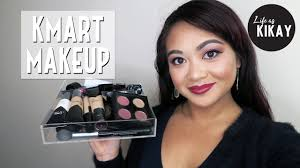 kmart makeup l full face and review