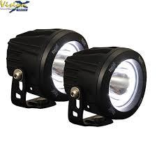 vision x optimus halo round kit 10w 15