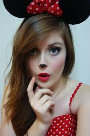 paisley elizabeth minnie mouse makeup