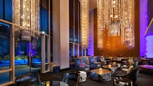 Living Room Bar Dallas Dallas Restaurants W Dallas Victory Hotel