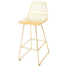 gold counter stools. Lucy Barstool Gold Bar \u0026 Counter Stools