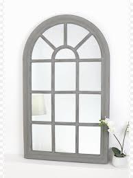 Verglaste Fenster Belastend Spiegel Wand Gewölbte Tür Png