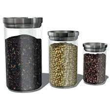 modern kitchen canisters 4 diffe sets of modern kitchen canisters not modern kitchen containers india