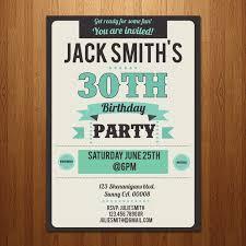 surprise 30th birthday party invitations oxsvitation