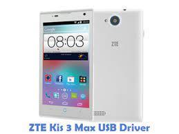 Download ZTE Kis 3 Max USB Driver