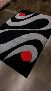 black and gray area rugs popular red with regard to 14
