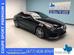 Search over 11,400 listings to find the best local deals. Sold 2014 Mercedes Benz E Class E 550 Amg Sport Premium Navi Pano Hk Sound In Houston