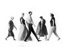 Studies Of People Walking By Sukanto Debnath People