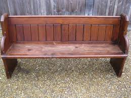 old church pew diffe pews chapel chairs pine tables for delivery
