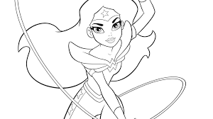 coloring pages printable new dc superhero s tebyan of super hero