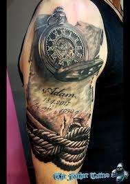 Tetování Hodiny Tetování Tattoo