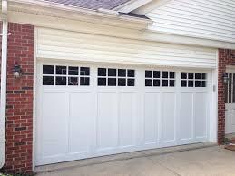 engaging garage door frame capping decor repair owasso doors