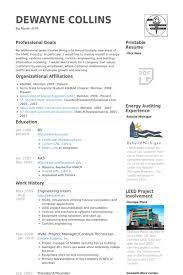 Engineering Intern Resume Samples Visualcv Resume Samples Database