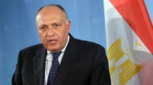سامح شكري: مصر تواجه تهديد وجودي بسبب سد النهضة