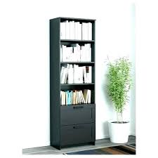 black bookcase with doors bookcasesbrown billy glass astounding ladder bookshelf bookshelves drawers ikea hemnes