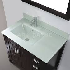 fascinating tempered glass vanity top with integrated sink 47 with additional best interior with tempered glass