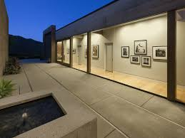 view modern house lights. Modern House Exterior View Also Corridor Lighting Fixtures Used Led Lights W