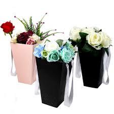 details about uk fashion hug barrels flower bouquet box popcorn bucket gift diy vase goo
