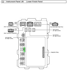 toyota corolla fuse diagram toyota image wiring i have a 2004 toyota corolla ce the clock is out every other on toyota corolla
