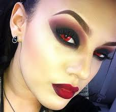 10 devil makeup ideas for s women fire eyes make up designs i want to try