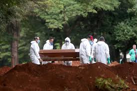 Brasil bate recorde com 2.841 mortes por Covid-19 em 24h | Jovem Pan