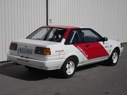 Racecarsdirect.com - Toyota Corolla 1600GT AE86 Group N