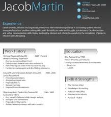 Best Modern Resume Formats Google Search Resume Formats