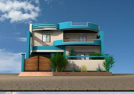 bedroom 3d exterior house design at sq ft home master p7 de by