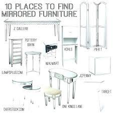 mirror furniture repair. Furniture Refinishing Mirror Repair D