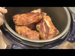 bbq country style ribs under pressure