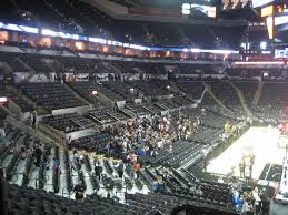 San Antonio Spurs Club Seating At At T Center