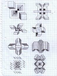 Graph Paper Art Graph Paper Art Graph Paper Drawings