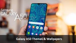 Theme For Galaxy A50 Launcher Wallpaper For Android