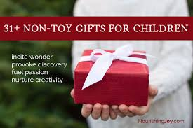 an essential list of fun delightful gifts for children that aren t toys