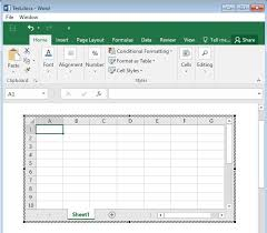 Insert An Excel Worksheet Into A Word Doc