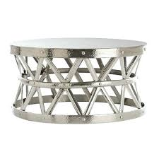 silver metal coffee table best coffee table options images on accent tables occasional tables and coffee silver metal coffee table