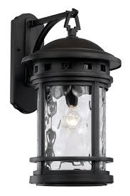 ashberry 1 light outdoor wall lantern
