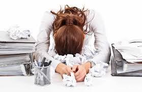 Resultado de imagen de estres laboral