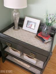 furniture upcycling ideas. A Changing Table Upcycle Furniture Upcycling Ideas