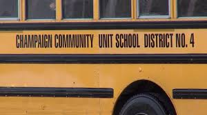 School bus hits parked pick-up truck during bus route | WRSP
