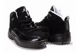 Air Jordan Xii 12 Kids 3