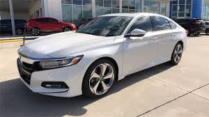 2018 honda white. 2018 diamond white honda accord touring automatic (cvt) 4 door i4 dohc 16v turbocharged