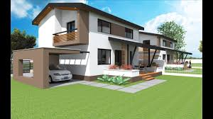 First Floor House Design Pictures Small Two Story House Design Model Nc 24 70 55 Sq M