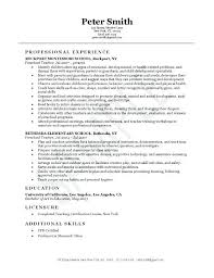 Resume For Preschool Teacher Sample Resume Teacher Resume Nursery ...