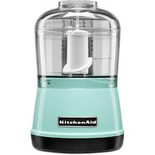 Kitchen Aid Ice Blue Kitchenaid 35 Cup Food Chopper In Ice Blue Kfc3511ic At The Home