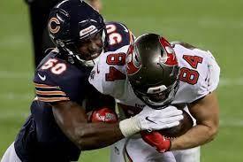 Former Bears linebacker Barkevious ...