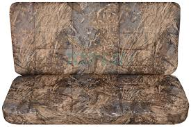 camo bench seat covers car truck van suv 60 40 40 20 40 50