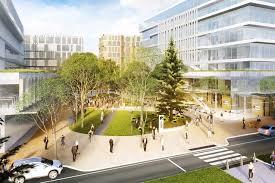 architecture design concept. Honeysuckle Campus Concept Design By Cox Architecture. Architecture