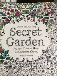 coloring pages ideas secret garden an inky treasure hunt coloring book 1544178262 a8e4a731 secret garden an inky treasure hunt book books johanna basford