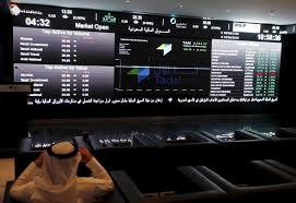 Saudi Arabia Stock Market Chart Saudi Arabia Stocks Lower At Close Of Trade Tadawul All